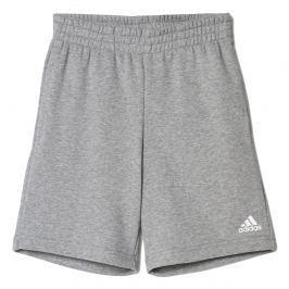 adidas Chlapčenské šortky - šedé