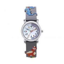 Cannibal Chlapčenské hodinky s drakmi - šedé