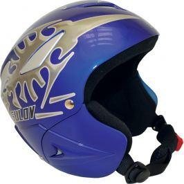 Sulov Lyžiarska prilba Ranger, modrá - veľkosť XXS