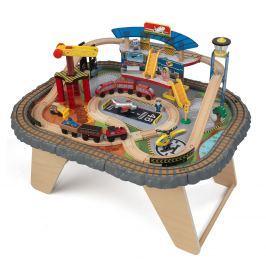 Kidkraft Dopravné a vlaková stanica na stole