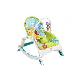 Fisher Price Hojdacie sedadlo od bábätka po batoľa Rainforest