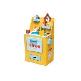 KROOOM Veľký hrací komplet - kuchynka