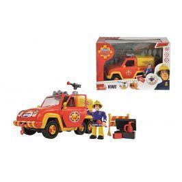 Simba Požiarnik Sam Hasičské auto Venuša 19 cm s figúrkou