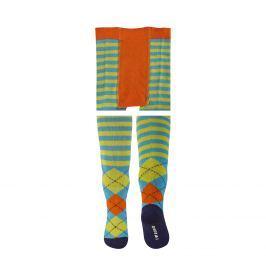 SOXO® Chlapčenské vzorované pančucháče - farebné