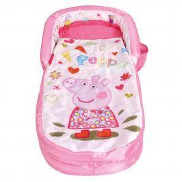 GetGo Detská postieľka Peppa Pig My First ReadyBed - ružová