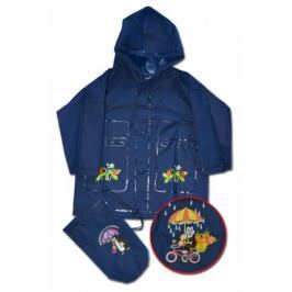 PIDILIDI Chlapčenská pláštenka Krtko - modrá
