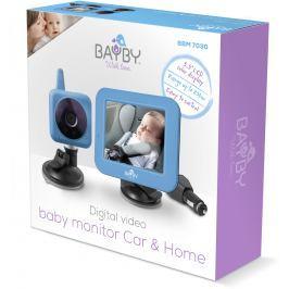 Bayby BBM 7030 Digitálny video pestúnka do auta aj domácnosti
