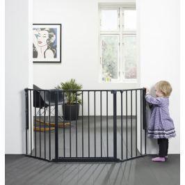 Baby Dan Priestorová zábrana Flex M, 90-140 cm - čierna