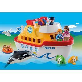 Playmobil 6957 Moja prvá prenosná loď