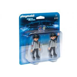 Playmobil 6191 Hokejoví rozhodcovia
