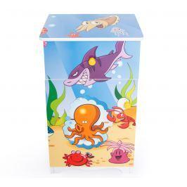 Homestyle4U Detská komoda Oceán