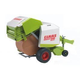 Bruder Farmer - Claas Rollant 250 vlek na traktor na výrobu balíkov slamy 1:16