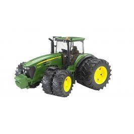 Bruder Traktor John Deere 9730 s dvojitými kolesami 1:16