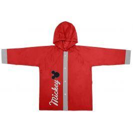 Disney Brand Detský kabátik do dažďa Mickey Mouse - červený