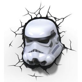 ADC Blackfire 3D svetlo Star Wars Storm Trooperova maska