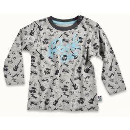 Blue Seven Chlapčenské tričko Rock on - farieb