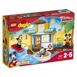 LEGO® DUPLO® 10827 Mickey a jeho kamaráti v dome na pláži