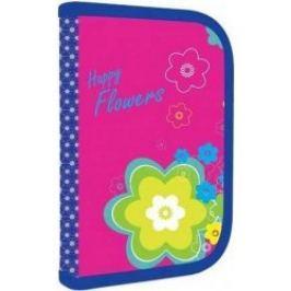 Karton P+P Peračník 1 poschodový s chlopňou - Premium kvety