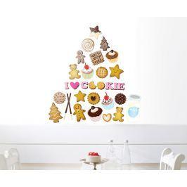 Ambiance Dekoračné samolepky - Cookies