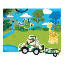 ANDREU Toys Magnetická džungľa