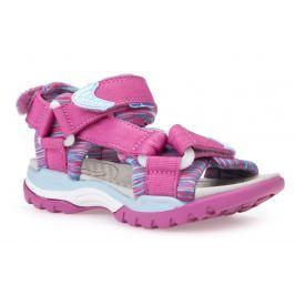 Geox Dievčenské sandále Borealis - ružové