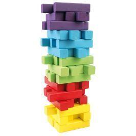 Bino Hra veža, 60 kociek + kocka