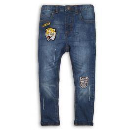 Minoti Chlapčenské džínsové nohavice - modré