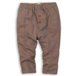 Minoti Chlapčenské nohavice desert - hnedé