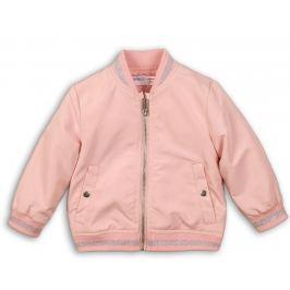 Minoti Dievčenská bunda Super - ružová