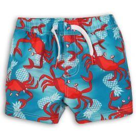Minoti Chlapčenské plavecké šortky Ybs - modré