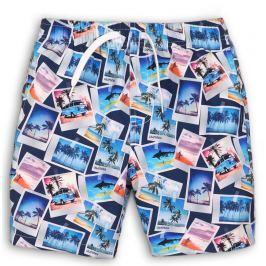 Minoti Chlapčenské plavecké šortky Obs - farebné