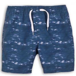 Minoti Chlapčenské plavecké šortky Obs - modré
