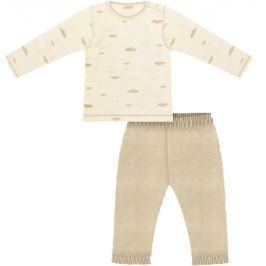 Nini Chlapčenské pyžamo - béžové