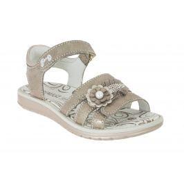 Primigi Dievčenské remienkové sandále - béžové