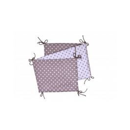 T-tomi Skladací mantinel, grey / dots