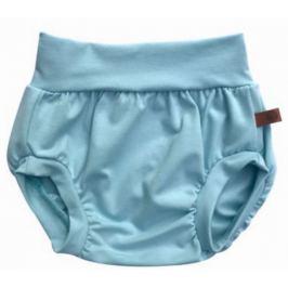 Lamama Detské nohavičky na plienku - modré