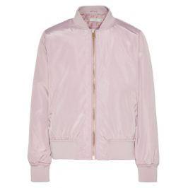 Name it Dievčenské bunda bomber - svetlo ružová