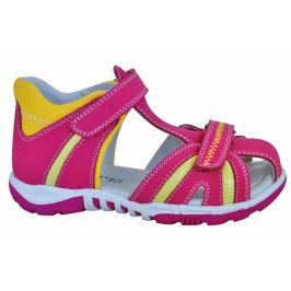 1821e6519de0 Protetika Dievčenské sandále Karmen - ružové