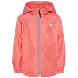 Name it Dievčenská softshellová bunda - oranžová