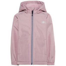 Name it Dievčenská softshellová bunda - ružová