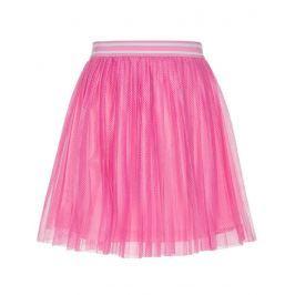 Name it Dievčenská plisovaná sukňa - ružová