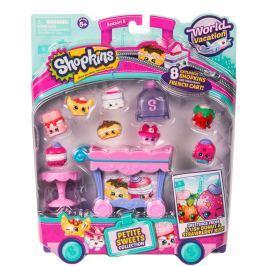 Shopkins Shopkins S8: malá súprava- cukrársky vozík