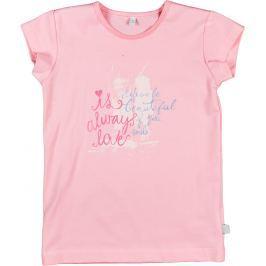 2bee0eb6e9a7 Detail · MMDadak Dievčenské tričko s potlačou-ružové