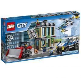 LEGO® City Police 60140 Vlámanie buldozérom