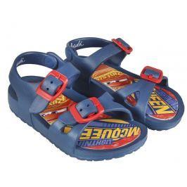 Disney Brand Chlapčenské sandále Cars - modré