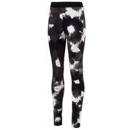 Puma Dievčenské legíny Style- čierno-biele