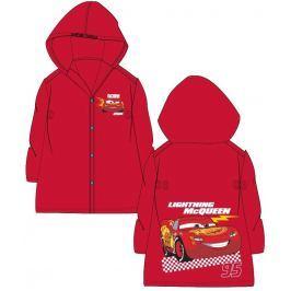 E plus M Detská pláštenka Cars - červená