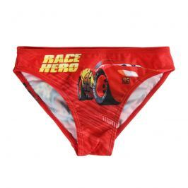 Disney Brand Chlapčenské plavky Cars 3 - červené