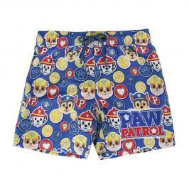 Disney Brand Chlapčenské plavecké šortky Paw Patrol - farebné