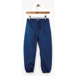 Hatley Chlapčenské nepremokavé nohavice - modré